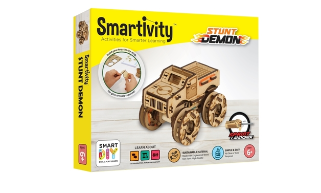 Smartivity: STEMwheels Stunt Demon