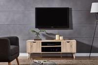 Shangri-La: Oak TV Entertainment Unit - Nyhavn Collection