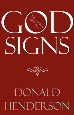 God Signs by Donald Henderson image