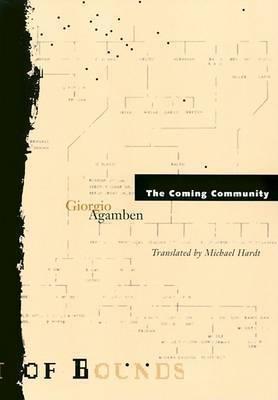 Coming Community by Giorgio Agamben