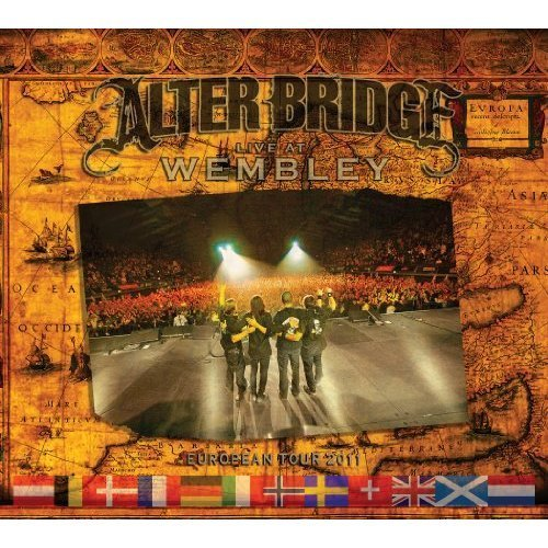 Alter Bridge - Live at Wembley [Ultimate Collector's Pack] (3 Disc Set) on DVD