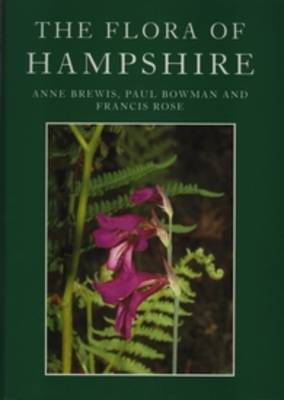 The Flora of Hampshire by Anne Brewis image