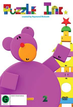 Puzzle Inc. - Volume 1 on DVD image