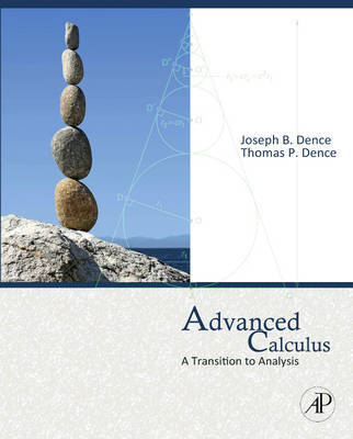 Advanced Calculus by Thomas P. Dence image