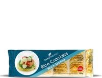 Ceres Organics Rice Crackers (Black Sesame, 100g)
