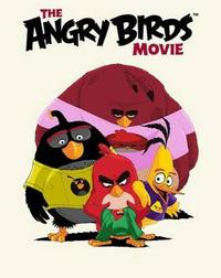 Angry Birds Big Movie Eggstravaganza by Jeff Parker