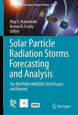Solar Particle Radiation Storms Forecasting and Analysis image