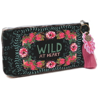 Papaya Small Cosmetics Bag - Gypsy Rose Wild At Heart