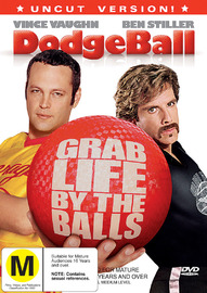 Dodgeball on DVD