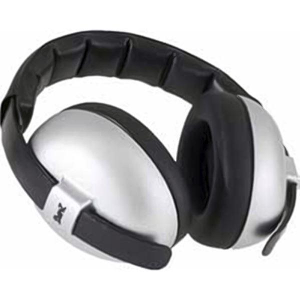 Banz Mini Earmuffs - Silver image