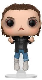 Stranger Things S2: Eleven (Elevated Ver.) - Pop Vinyl Figure