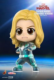 Captain Marvel: Starforce Version - Cosbaby Figure