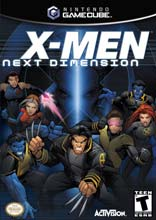 X-Men: Next Dimension for GameCube