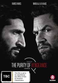 The Purity Of Vengeance on DVD image