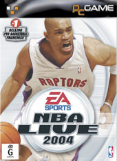 NBA Live 2004 for PC Games