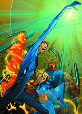 Ultimate Fantastic Four: Vol. 7 image