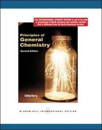 Principles of General Chemistry by Martin S Silberberg image