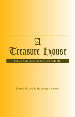 A Treasure House by Evelyn Welsh & Marshall Simpson image
