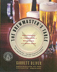 The Brewmaster's Table by Garrett Oliver