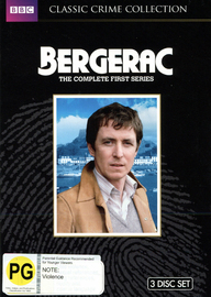 Bergerac - The Complete First Series on DVD
