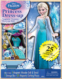 Disney Frozen Wooden Doll Elsa