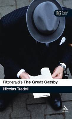 "Fitzgerald's ""The Great Gatsby"" by Nicolas Tredell image"