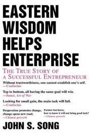 Eastern Wisdom Helps Enterprise by John S Song image