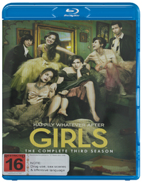 Girls - The Complete Third Season on Blu-ray