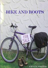 Bike and Boots for Sale by Kevin Smith