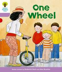 Oxford Reading Tree: Level 1+: More First Sentences B: One Wheel by Roderick Hunt