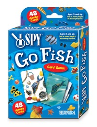 I Spy: Go Fish - Card Game