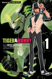 Tiger & Bunny: 1 by Mizuki Sakakibara