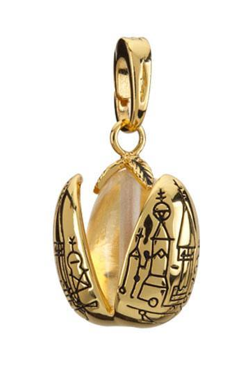 Harry Potter: Lumos Bracelet Charm - Golden Egg image
