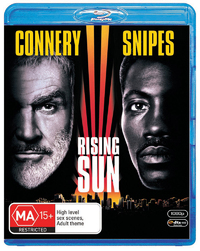 Rising Sun on Blu-ray image