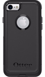 OtterBox Commuter Case for iPhone 7/8 - Black