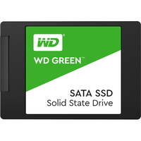 "240GB WD Green 3D Nand - 2.5"" SATA Internal SSD"
