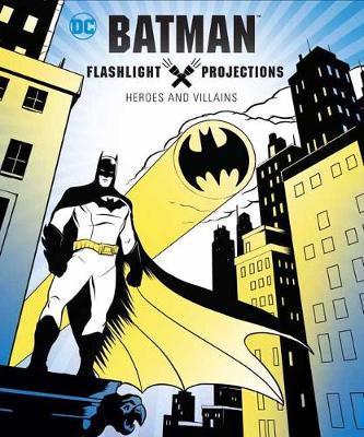 Batman: Flashlight Projections by Jake Black
