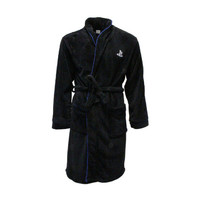 Sony Playstation PS4 Bathrobe - Black (One Size Fits All)