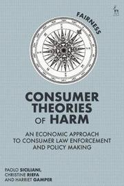 Consumer Theories of Harm by Paolo Siciliani