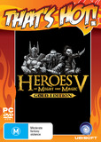 Heroes Of Might and Magic V Gold Edition (That's Hot) for PC Games