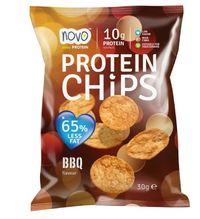 Novo Protein Chips - BBQ (30g) image