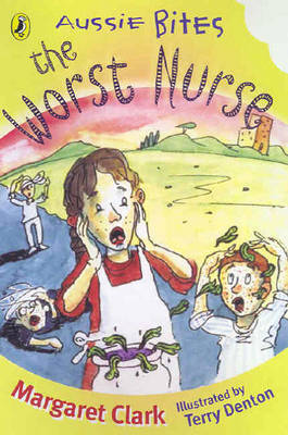 The Worst Nurse by Margaret Clark image