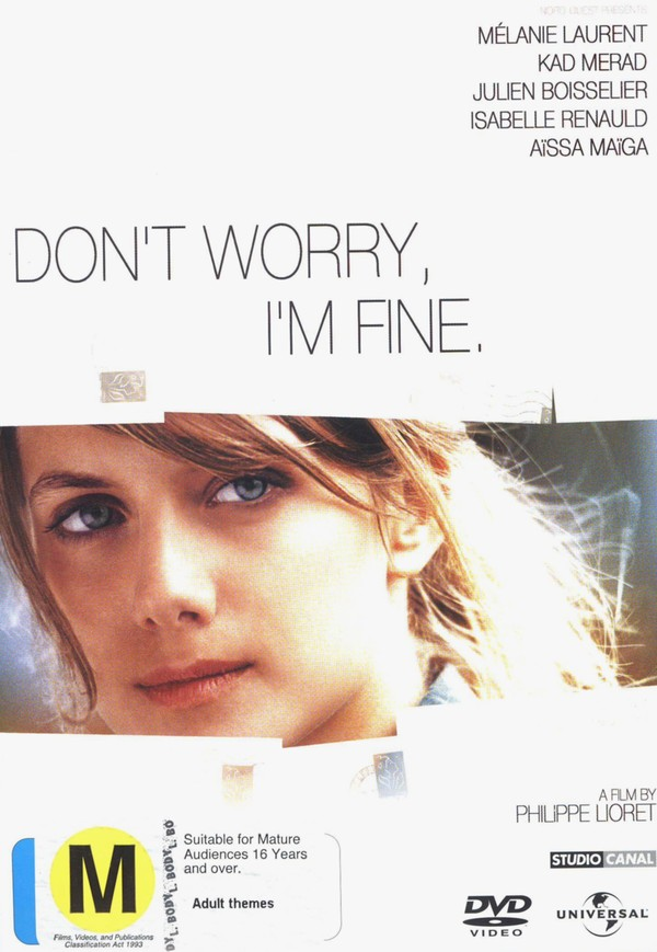 Don't Worry, I'm Fine on DVD image