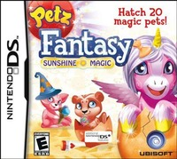 Petz Fantasy: Sunshine Magic for DS