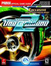 Need For Speed Underground 2 - Prima Official Guide for PC Games