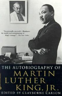 Autobiography of Martin Luther King by Martin Luther King Jr image