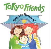 Tokyo Friends by Betty Reynolds image