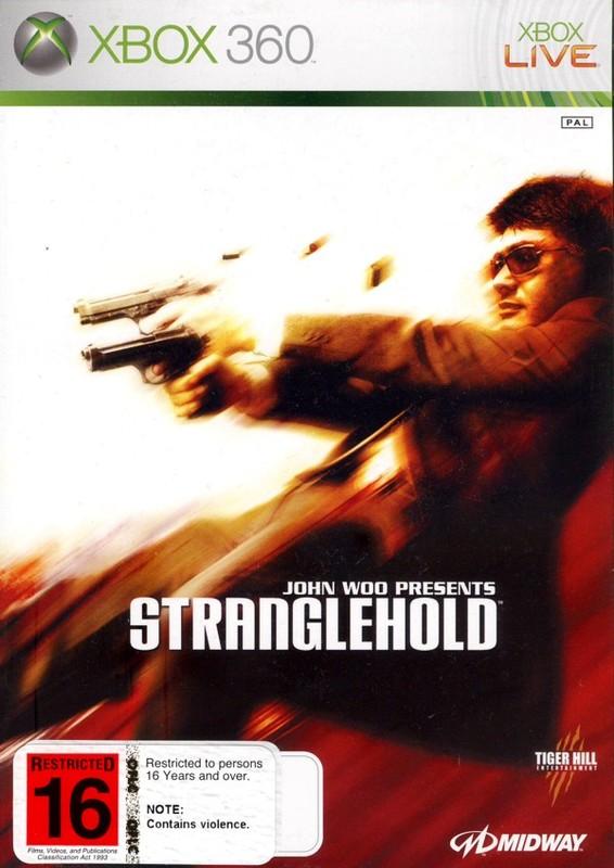 Stranglehold for Xbox 360