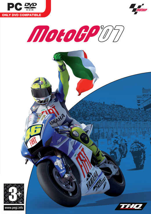Moto GP '07 for PC Games
