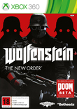 Wolfenstein: The New Order for X360